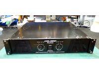 Carlsbro PL2000 Power Amplifier Spares Or Repair