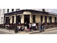 Full time Chef de Partie required in busy North London gastro pub £8.50 - £9 per hour