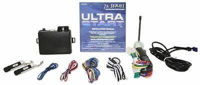 Ultrastart U1172-Xr Pro 2,800 Foot Range Remote Car Starter/Keyless Entry Combo