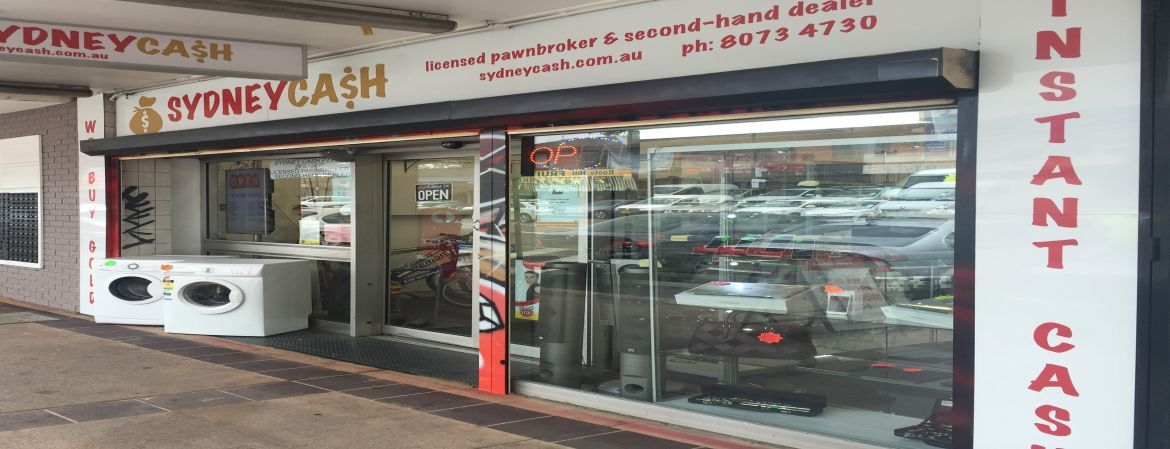 Sydney Cash Pawnbrokers Rooty Hill