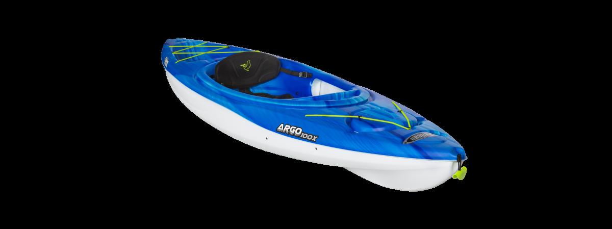 Pelican Argo 100X New Kayak Deep Blue