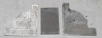 Model 250 bronze sides and back panels cash register