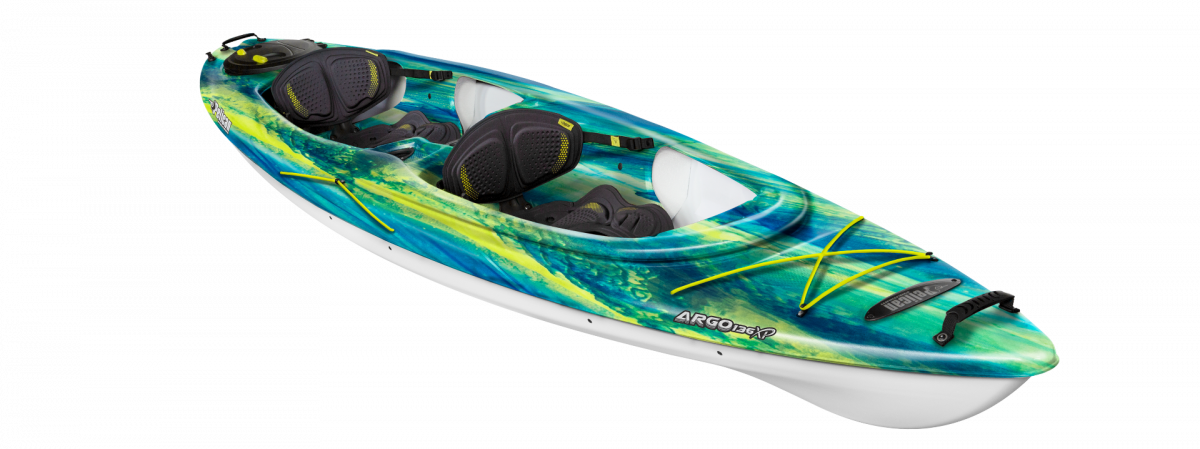 Pelican Argo 136XP New Tandem Kayak Borealis