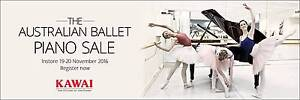The Australian Ballet Piano Sale @ Carlingford MUSIC 19th & 20th Carlingford The Hills District Preview