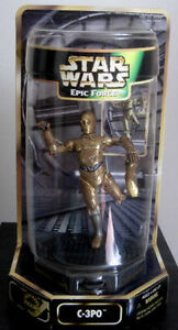 Star Wars Epic Force Figures (5) Cambridge Kitchener Area image 5