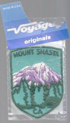 Embroidered Vintage Souvenir Travel Patch 2