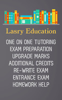 Tutoring,Home work help&Exam preparation Elementary&High school