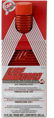 LUBEGARD ATF PROTECTANT RED FOR USE IN ALL AUTOMATICS