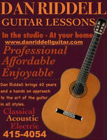 Guitar Lessons In Home