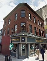 Prime Corner Downtown Retail Space Available