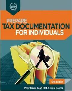 prepare tax documentation individuals 13th edition Hilton West Torrens Area Preview