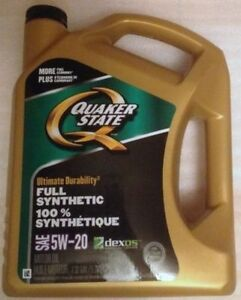 Synthetic oil (NEW)