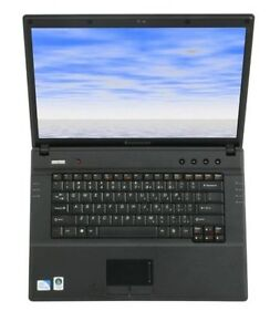 """15"""" Lenovo Intel Pentium Dual Core T3400 @ 2.16 ghz."""