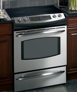 Looking for a GE built in 30inch wide stove