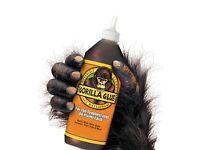 250ml Gorilla Glue Super Tough Waterproof For Wood Stone Metal Ceramic Adhesive