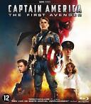 Captain America - The first avenger (Blu-ray) (DVD-spelers)