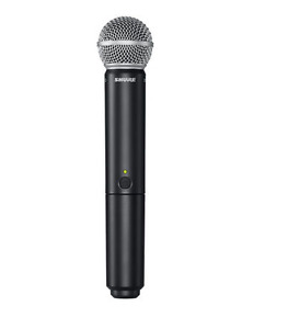 I need a Shure PGX (UHF) vocal wireless (transmitter & receiver)
