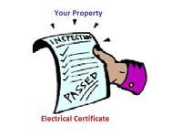 Landlord Electrical Certificate For Rented Prpoerties