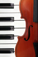 Piano, Violin, and Theory Lessons