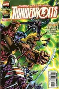 Marvel Thunderbolts (1997-2012) COMPLETE NM COLLECTION.