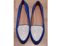 Size 4 ASOS Loafers
