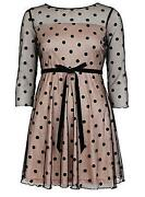 River Island Polka Dot Dress