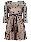 River Island Polka Dot Dress