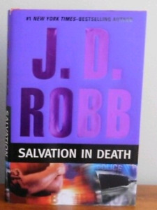 J.D Robb Salvation in death