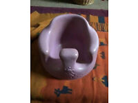 Bumbo Baby Infant Seat Purple/lilac