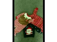 3-6 months christmas baby bundle new never worn