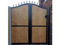 FAIRPRICE STEEL GATES & FENCING...QUALITY SERVICE!