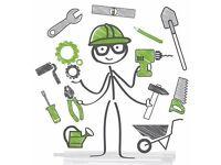 Handyman, Fixing, Decorating, Assembling, Gardening, Carpeting, Painting, Wood Floor Laminating