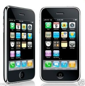 New Apple iPhone 3GS GSM 8GB Black 3G Unlocked! AT&T T-Mobile