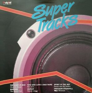 Super Tracks (LP)
