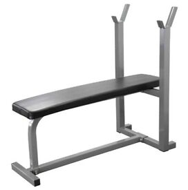 Weight Lifting Bench Flat Training Bench