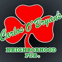 Carlos O'Bryans Is hiring!!!! Heart of House positions!!!!