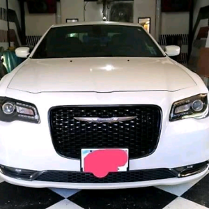 2016 Chrysler 300S with Premium Package