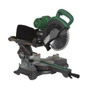 Hitachi 10 Sliding Dual Compound Mitre Saw C10FSBP4