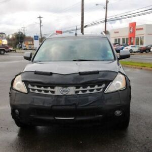 2007 Nissan Murano SE AWD leather, sunroof, fully loaded