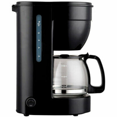 Cafetera electrica 0.75l (6 tazas) Thulos