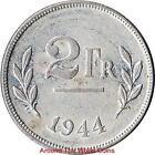 1944 Belgium Coin