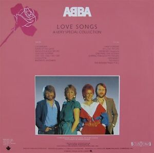 ABBA – Love Songs - A Very Special Collection - 1984 Vinyl West Island Greater Montréal image 2