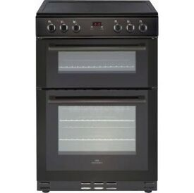 NEW WORLD Newhome 600TSIDLm Gas Cooker with Electric Spark