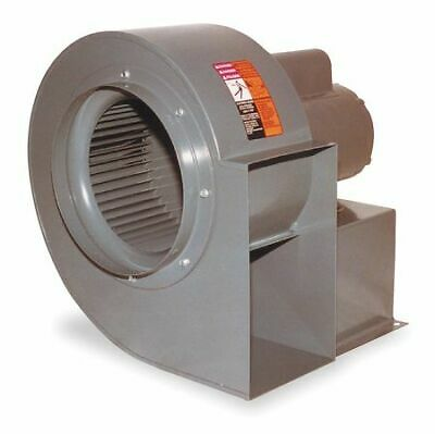Dayton 7ap80 Direct Drive Blower208-230460 V3 Ph