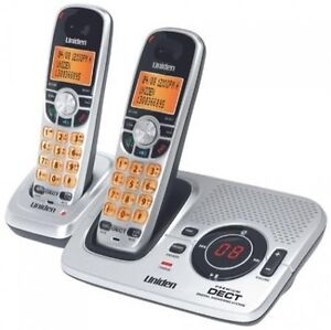 Brand New Uniden DECT 2035 + 1 Premium DECT Digital Cordless Phone System