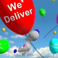 Delivery Guy - Merivale Road