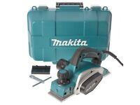 "MAKITA KP0800K 110V 3""/82MM PLANER WITH CARRYING CASE"