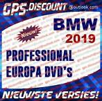 BMW Navigatie Update Europa DVD RoadMap Professional 2019