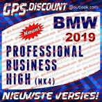 BMW 2019 Navigatie Update DVD Professional Business High