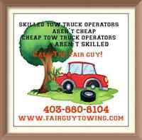 Free Tow away for derelict vehicles 403-880-8104